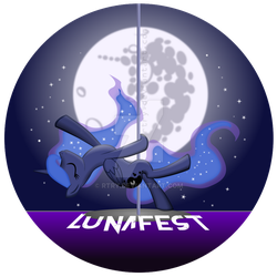 Lunafest 2017 Badge 2 by rtry
