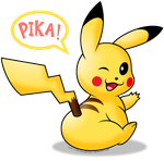 PIKA! by AleximusPrime