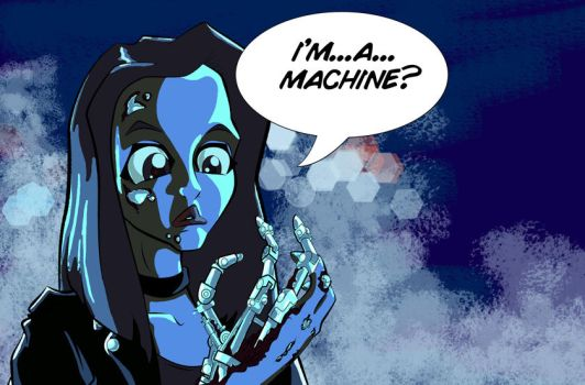I'm...a...machine by SarahConnorChronicle