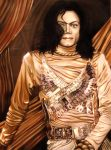 Michael Jackson as Ecce Homo by arcitenens