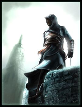 Altair - Assassin's Creed by Rahll
