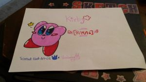 Kirby by vivilong