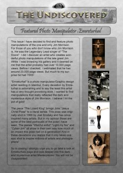 Issue 5- Photomanipulation by The-Undiscovered