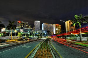 Downtown Miami 4 by Aerostylaz