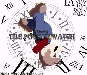 (Mario)The Pocket Watch: Indirect Sequel Reveal by Marios-Friend9