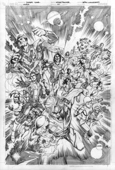 Legion Hardcover pencils by Cinar