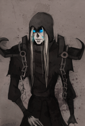 Grim reaper Karthus by TheDeathoftheLily