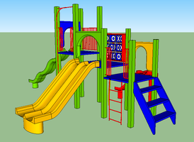 Play Structure by 7Dexter7