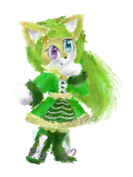 .:Commission:. Aster by Silvaze126