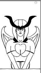 Even Succubi need lovin too (WIP) by THEREALSONIC63foo