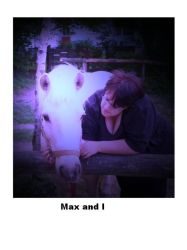 Max and I by LadyInBlack