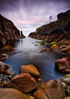 Fanad Head Lighthouse by gary7even
