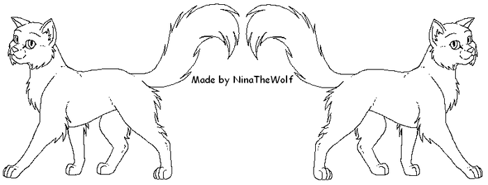 furry line art favourites by cameronwolf318 on deviantart