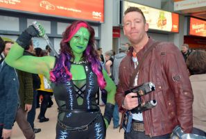 Guardians of the Galaxy Cosplay by masimage