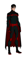 Robin Earth-2 Design by BobbenKatzen