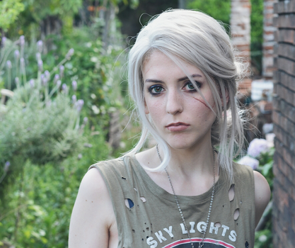 Ciri make-up and wig test   The Witcher by CardCaptorSelene