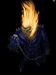 Ghost Rider by TheRealSurge