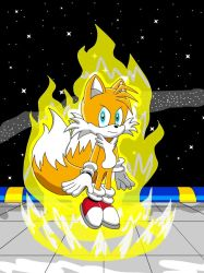 Super Tails by Ingolme
