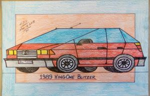 1989 King One Blitzer by adrian154