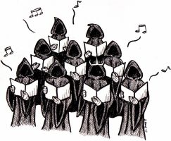 Mordor's Choir by bagasuit091