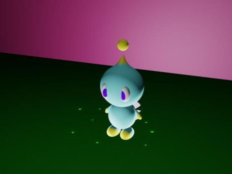 Chao 3d by mansim123