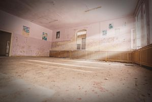 Abandoned Orphanage XXXI by CrawlingGirl
