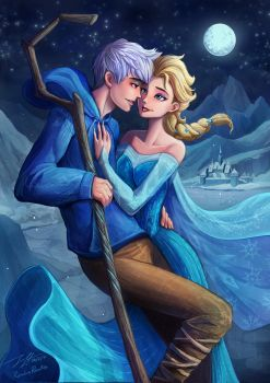 Jelsa by the Moonlight by Jeff-Mahadi