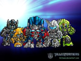 Transformers SD Movie by 3niteam