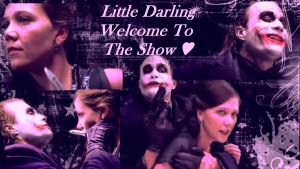 Little Darling Welcome To The Show by SuellyFuelly