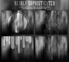 Nearly sophisticated textures pack PREMIUM CONTENT by Starved-Soul