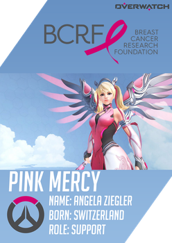Pink Mercy by JMK-Prime