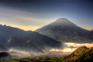 Over The Clouds by adityapudjo