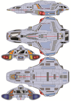 Colorado Class Runabout by strangename19