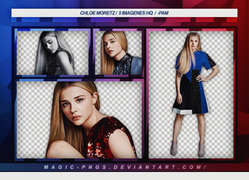 PACK PNG 92 | CHLOE MORETZ by MAGIC-PNGS