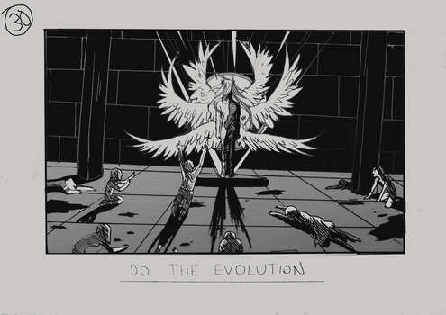 Day 30 - Do the Evolution by Inui-Purrl