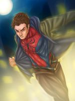 The Amazing Spider-Man by nursury0