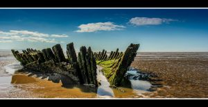 Brean Wreck by TheFoolInTheRain