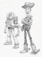 Toy Story by O-O-P
