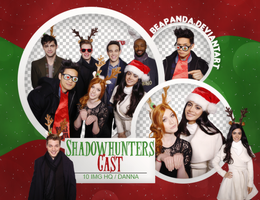Pack Png #550 - Shadowhunters by BEAPANDA