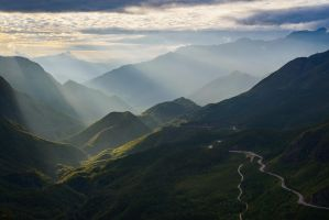 Heaven's Gate by JanPusdrowski
