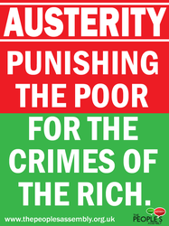 Against Austerity by Party9999999