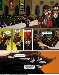 Gryffindor is the best house. by MontyRohde