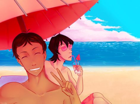 That one time in cuba by Neicha-chan