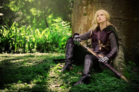 COSPLAY - Eowyn IV by marinecosplaybr