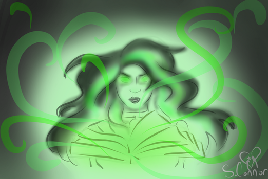 The Power of Fel by Patchwork--Heart