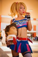 Juliet - Lollipop Chainsaw Cosplay by ThamySorel