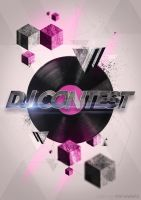 Dj Contest Poster by andraspop