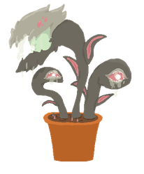 Gift - Preety Plant by PositivePatience