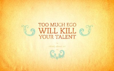 ego kill talent Wallpaper by sturdy