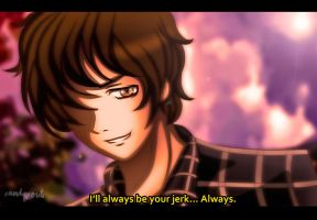 JasDavINK anime screenshot (remade) gifty~~ by CandyPout